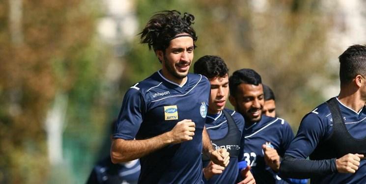 گزارش تمرین استقلال، توصیه های استراماچونی به بازیکنان قبل از سفر به تبریز