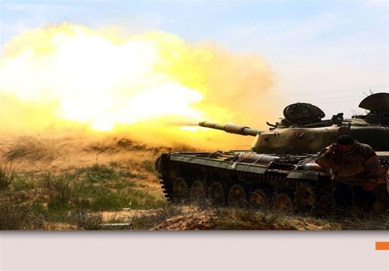 لیبی، درگیری شدید نظامی در جنوب طرابلس