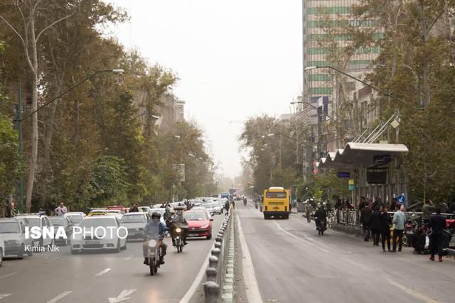 علت افزایش انتشار ذرات معلق در هوای تهران بر اساس سیاهه انتشار