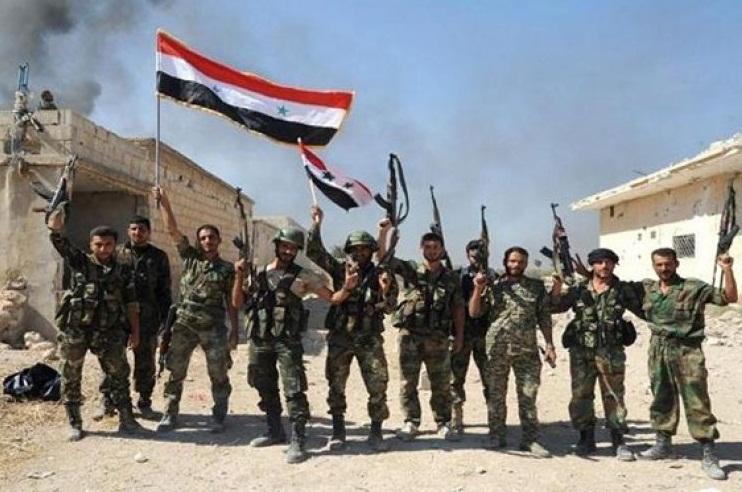 عمق امن تروریست ها در جنوب ادلب آزاد شد