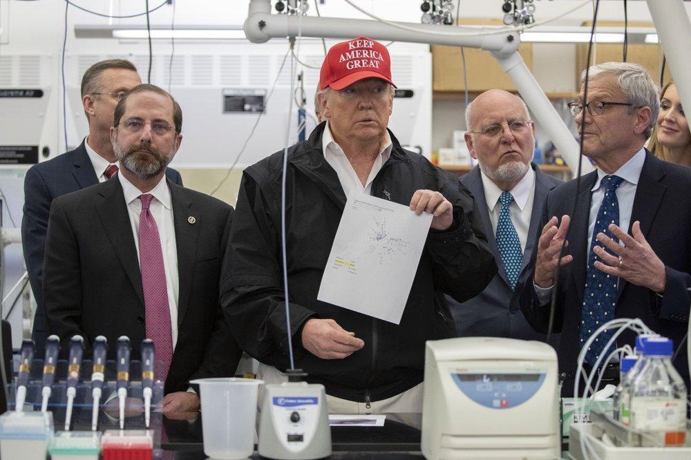 تمام دروغ های شاخدار کرونایی ترامپ ، از واکسن کرونا تا دسیسه چین و اوباما!