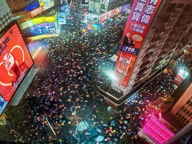 بازداشت فعالان دموکراسی خواه هنگ کنگ پس از چند ماه آرامش
