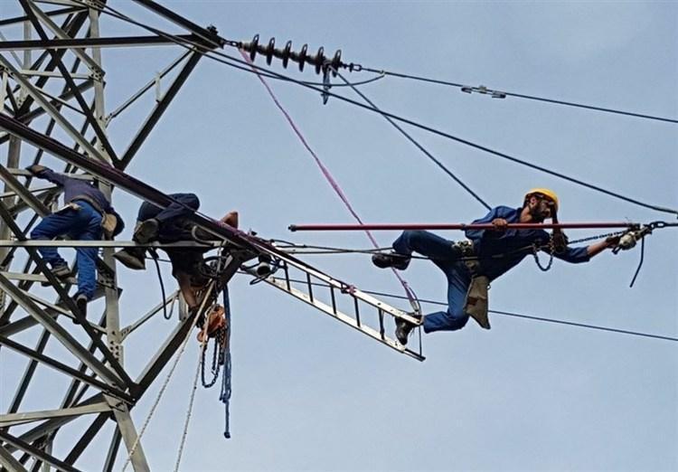 آماده باش نیروهای توزیع برق و آبفا تا 72 ساعت آینده
