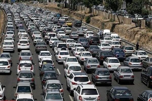 جاده چالوس و آزادراه تهران- شمال دو طرفه شد