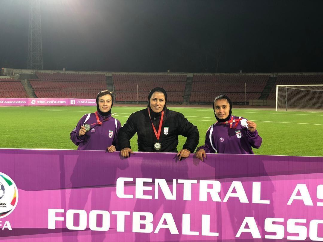 خبرنگاران مربی تیم فوتبال دختران: لژیونر شدن بازیکنان، نیازمند رایزنی فدراسیون است