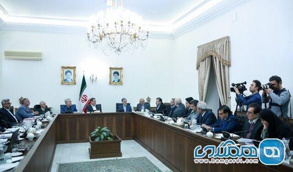 علت برگزار نشدن جلسات شورای عالی میراث فرهنگی و گردشگری