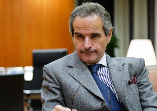 گروسی: امیدوارم توافق ایران و آژانس به تقویت اعتماد دوجانبه منتهی گردد