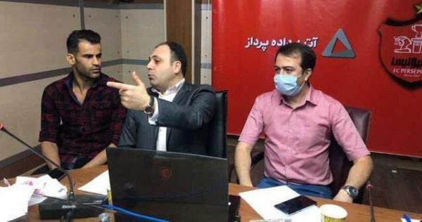 توضیحات وکیل پرسپولیس در پرونده محرومیت آلکثیر
