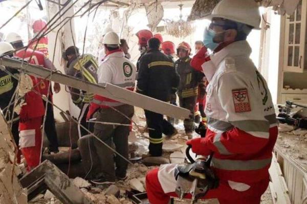 انفجار گاز در اهواز 12 مجروح به همراه داشت