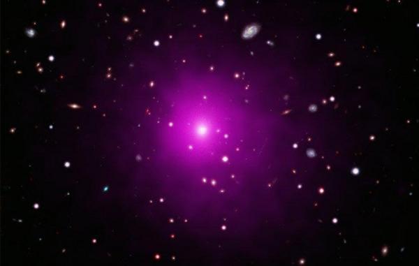 سیاهچاله غول پیکری که باید وجود داشته باشد اما گم شده است