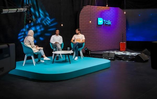 گفتگوی صمیمانه با مدیران بخش های مختلف خبرنگاران در دی تاک پنجم
